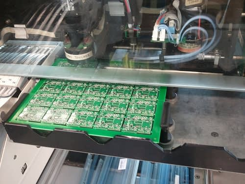 PCBA production run