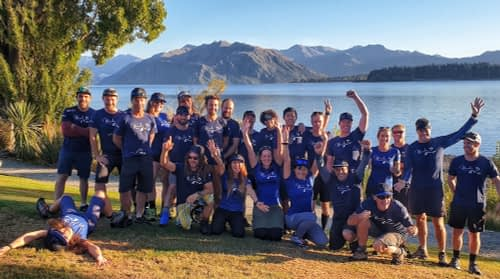 Wanaka Hike&Fly, the first hike&fly competition in New Zealand
