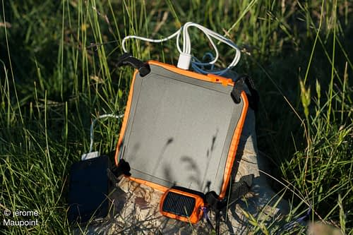 leGPSBip and leSolarPad : the essential partners for hike & fly !